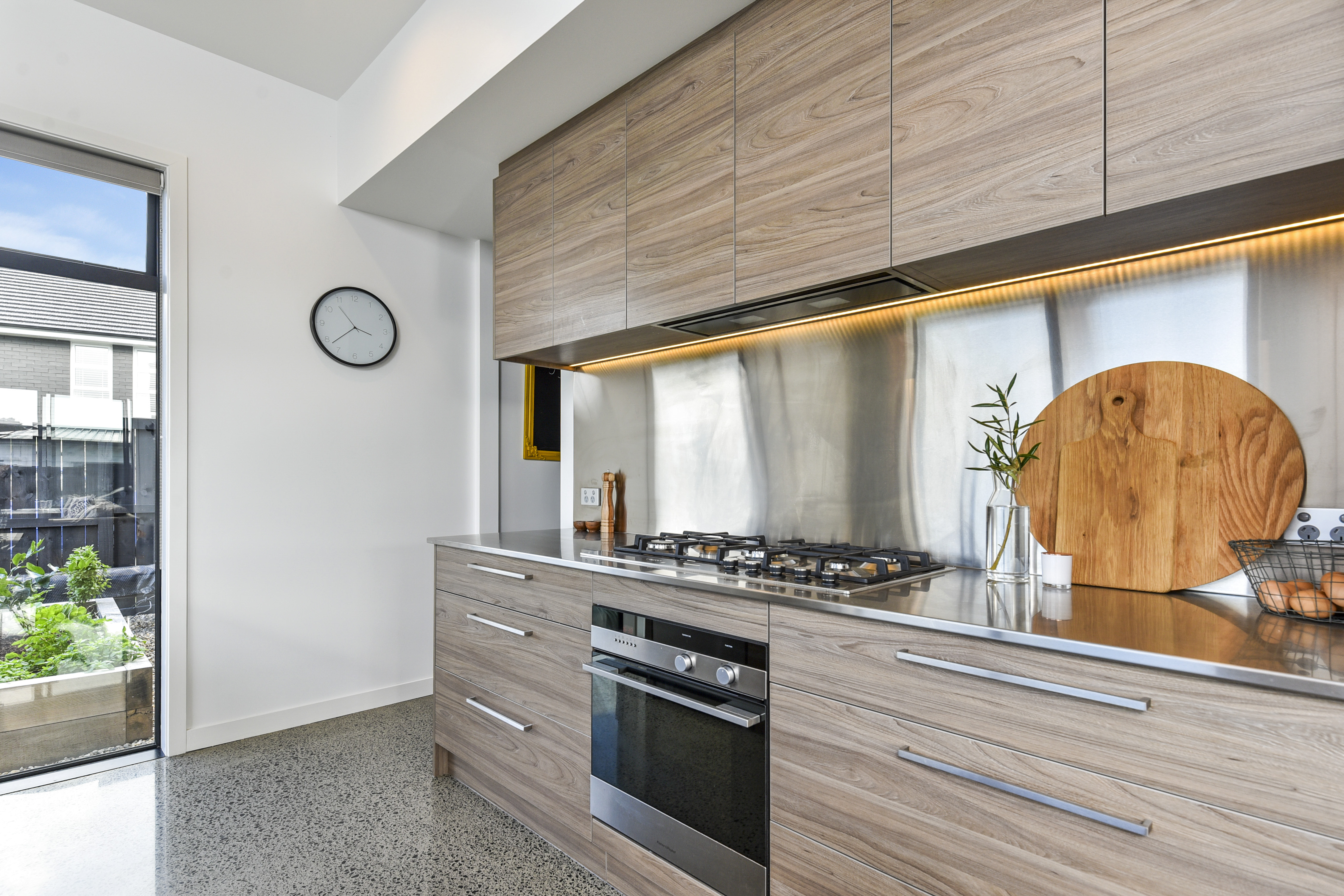 Linear Mastery | Silverdale Kitchens